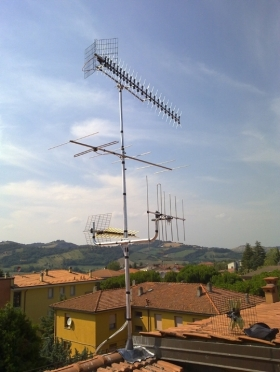 Antenna Tv Colli -Bologna - ANTENNISTA