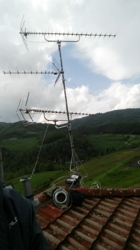 Antenna TV a Frassineta - ANTENNISTA